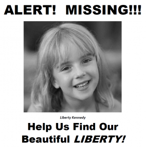 missing liberty